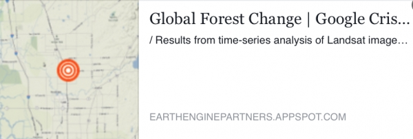 FOREST CHANGE ATLAS