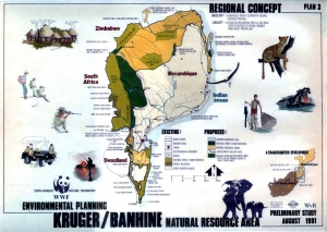 2 - Origin of the Great Limpopo Transfrontier Area