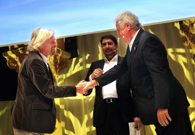 3 - Sir Richard Branson -  Virgin Galactic